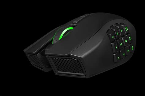 Mouse Razer Naga Epic razer naga epic chroma gaming mouse customizable chroma lighting