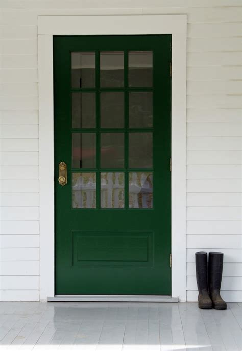 Green Exterior Door Language Of Color And Texture Green For Me