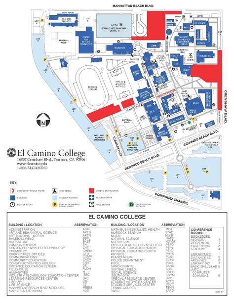 el camino map el camino college map buildyourownserver co uk