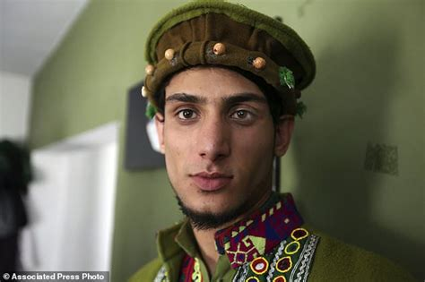 Afghanistan Fashion Show After Decades 2 by Kabul Catwalk Afghan Models Show Traditional Clothing