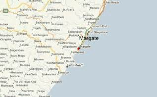 map margate florida margate south africa location guide