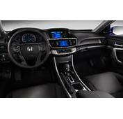 The Accord Coupe Is Loaded With Intelligent Technology That's