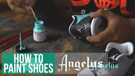 how to customize shoes how to customize shoes angelus leather paint