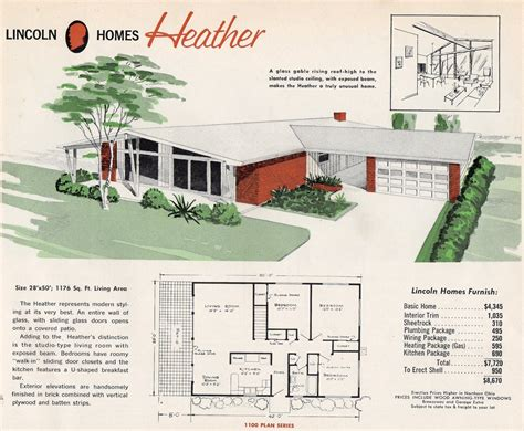 1950s ranch house plans 1950s ranch house floor plans luxury 1950 small ranch house plans luxihome new home