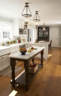 Kitchen With Small Island by Cool Small Kitchen Island Ideas With Not Spacious Area