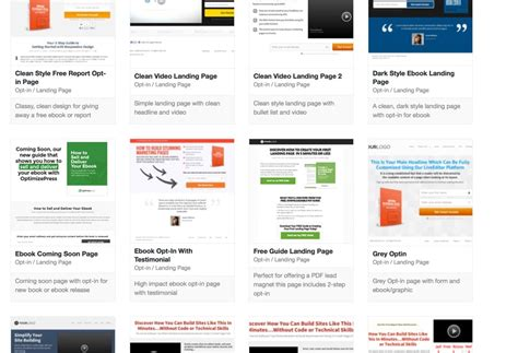 optimizepress blog theme comfortable optimize press templates gallery exle