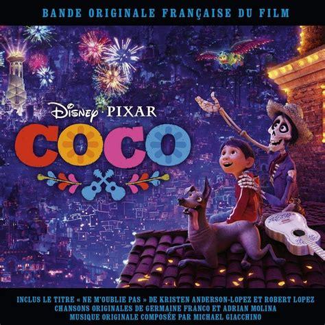 Coco Ost Lyrics | coco ost french version