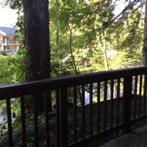 river house gatlinburg tn riverhouse motor lodge gatlinburg tn united states river view from patio bear