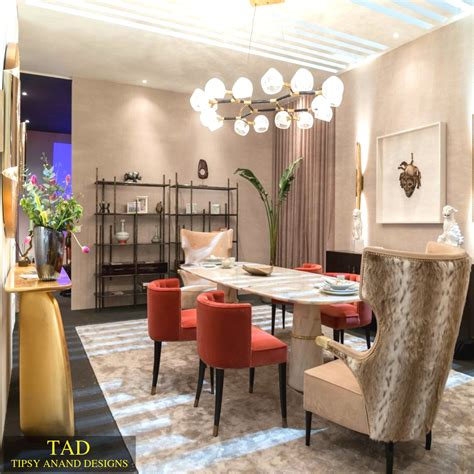 luxury modern dining tables   big investment