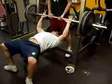 increase bench press by 50 pounds bench pressing 350 pounds good form youtube