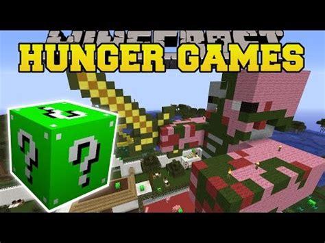 Bedroom Hunger Lucky Block Mod Minecraft Zoo Hunger Lucky Block Mod Modded