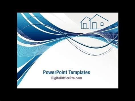 ppt templates for loan house loan powerpoint template backgrounds