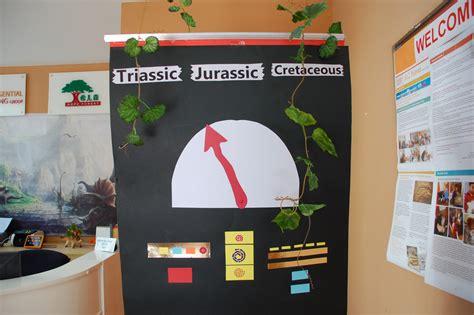 theme based education dinosaurs everywhere prehistoric theme month at ilc elg