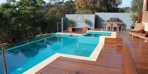 Courtyard Designs by Pool Decking Melbourne Australia