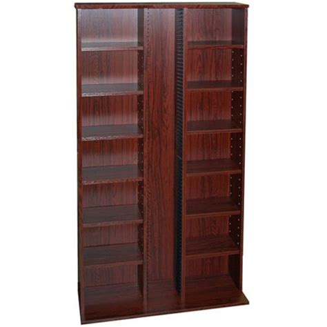 media storage shelves cd dvd media storage shelves mahogany 05012053994286