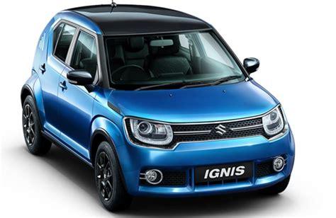 Suzuki Ignis Diesel Maruti Suzuki Ignis Zeta Automatic Diesel Price Specs