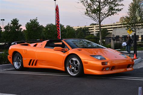 Lamborghini Diablo Orange Politics Caigns And Elections For September