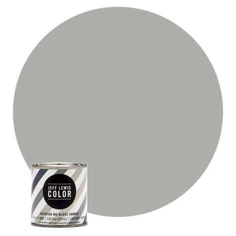 No Voc Ceiling Paint jeff lewis color 8 oz jlc413 dusk no gloss ultra low voc