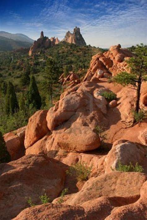 Garden Of The Gods Horseback by Garden Of The Gods Colorado Springs Places Garden Of