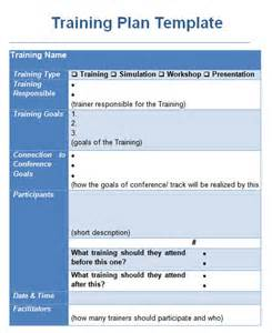 Training Planner Template Sample Plan Template 26 Download Free Documents In Pdf