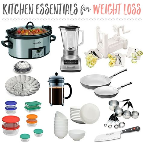 Best Kitchen Essentials | the best kitchen tools for weight loss the live fit girls