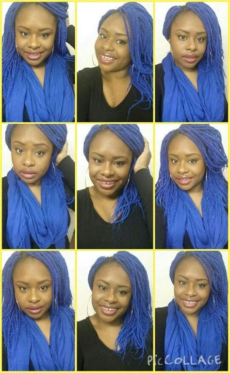 soul twist bulk hair superline soul twist bulk 14 quot blue crochet braids my