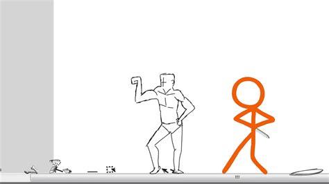 layout animation vs animated image animator vs animation strong man png animator