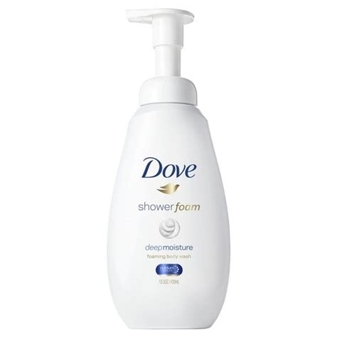 How To Make In Shower Lotion by Dove Shower Foam Moisture Wash 13 5oz Target