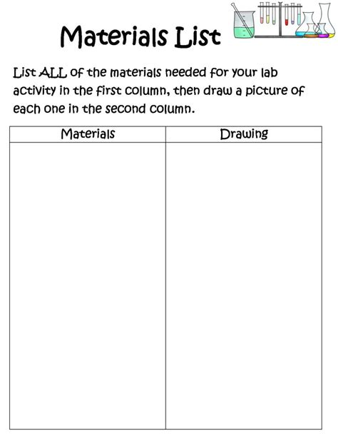 material list template material requirements planning excel calendar template 2016