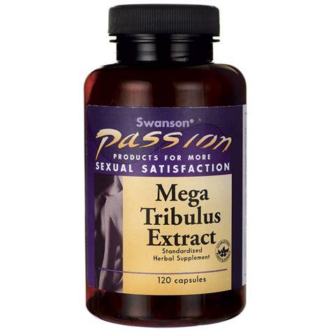 Suplemen Tribulus Tribulus Extract Sexual Health Supplement Swanson