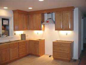 Kitchen Cabinet Molding how to attach crown mouldings to frameless cabinets stonehaven