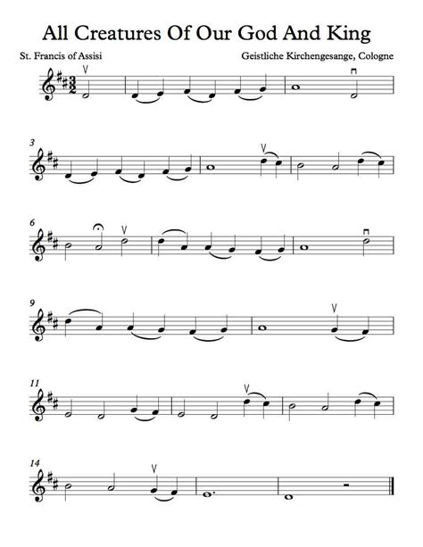 all creatures of our god and king by amy webb satb download free all creatures of our god and king free