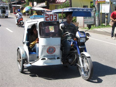 philippines tricycle real life philippines a quot trike quot or tricycle in the