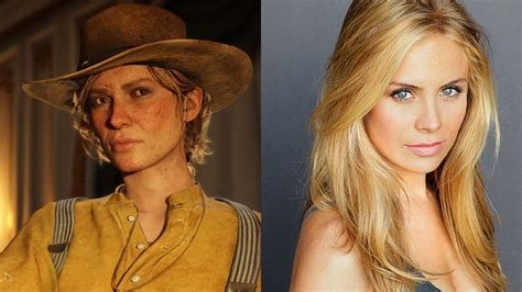 voice actress dead voice actors and cast in red dead redemption 2 shacknews