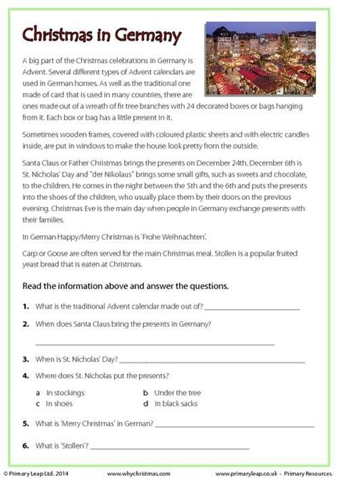 free printable reading comprehension worksheets ks2 uk christmas reading comprehension worksheets ks1 a mystery
