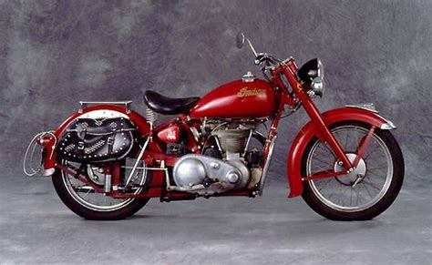 Indian Motorrad 1950 by 1949 Indian Silver Arrow Ama Motorcycle Of Fame
