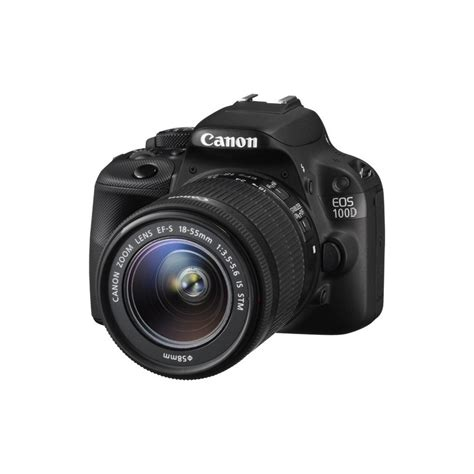Canon Eos 100d 18 55 18 55mm canon eos 100d 18 55mm is stm 55 250mm is au meilleur