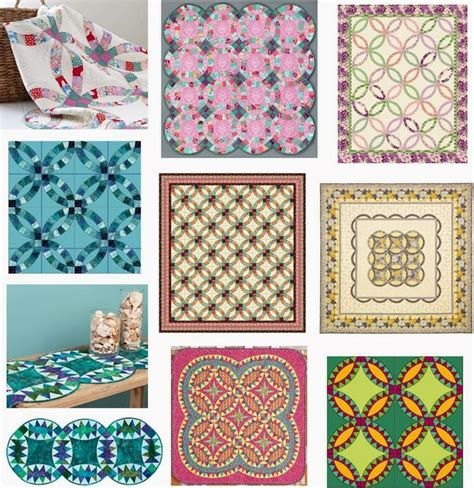 Wedding Rings Quilt Pattern Free by 17 Best Images About Wedding Ring On