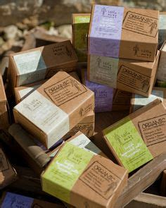 hanahzo soaps crushes soap packaging and package design