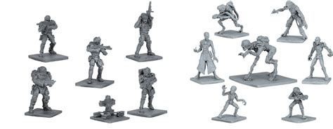 Level 6 Timberwolf Grey By Omega by Level 7 Omega Protocol Privateer Press