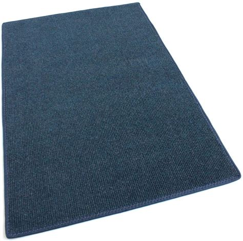 Cadet Blue Indoor Outdoor Olefin Carpet Area Rug Blue Outdoor Rug