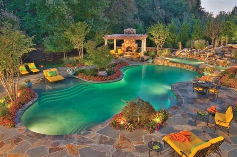 swimming pool designs and landscaping ideas remarkable