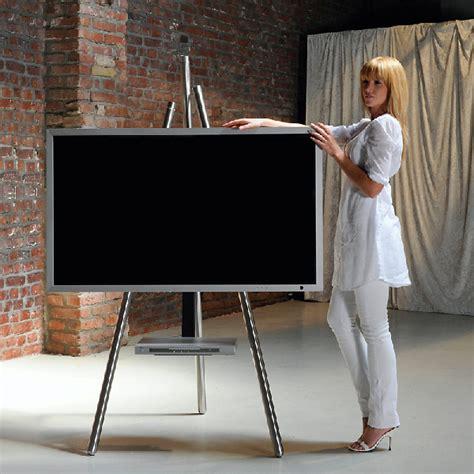 Projektionsleinwand Selber Bauen by Tv M 246 Bel Tv Standfuss Tv Standfuss Raumobjekte