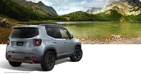 Jeep Renegade News New 2015 Jeep Renegade