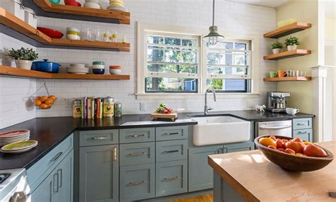 Our New Obsession Hanging Fruit Baskets Hanging Kitchen Shelves