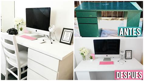 mesitas de noche walmart renueva transforma tu escritorio como pintar muebles