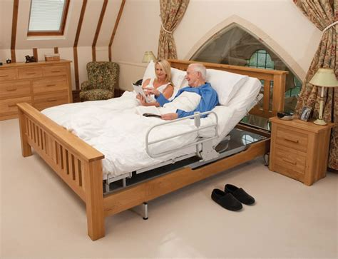 reclining double beds theracare standard nursing beds adjustable beds