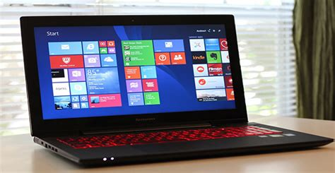 Laptop Lenovo Y50 Terbaru rekomendasi 5 laptop gaming spesifikasi high end harga murah 2016 487011