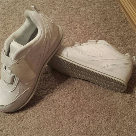 60 walmart shoes white velcro shoes from s