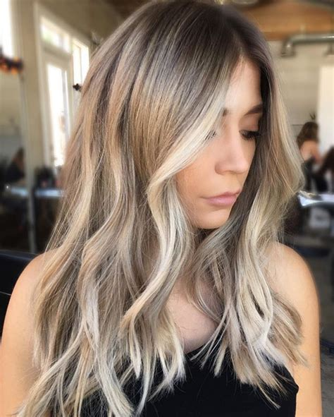 balayage hair 37 yrars old pretty color loose curls beauty inspo pinterest